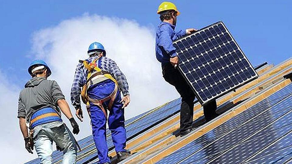 vantaggi pannelli solari