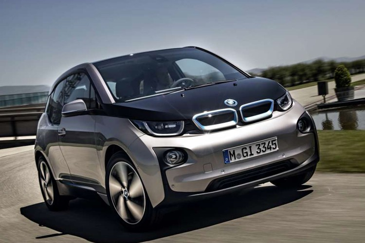 BMW i3 or the perfect electric car