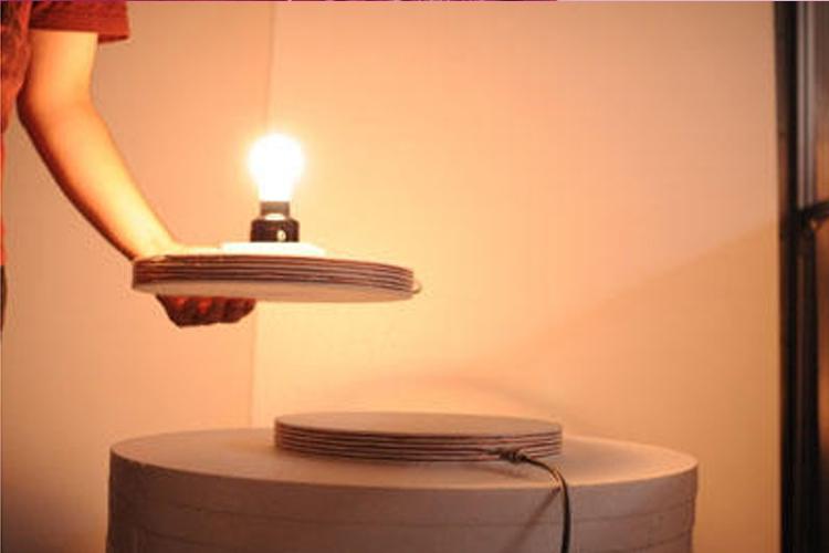 trasmissione elettricità senza fili