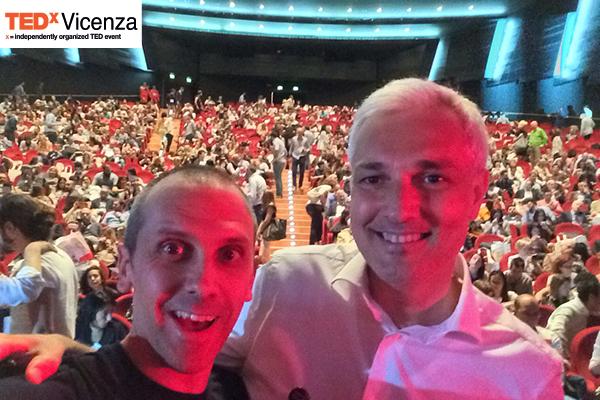 TEDx Vicenza 2016: Interview mit dem geschäftsführenden Vorstandsmitglied von LTC, Herr Costantino Ambrosini