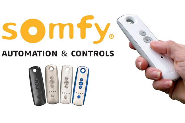 Somfy sistemi di domotica, che gamma prodotti dispone per rendere sempre più smart la casa?