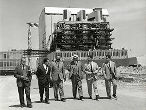 Latina-nuclear-power-plant