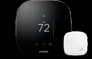 Dispositivi compatibili con HomeKit: termostato ecobee