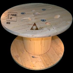 bobina legno fumigata