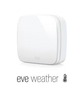 Dispositivi compatibili con HomeKit: sensore eve elagato
