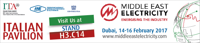 banner fiera middle east electricity dubai 2017
