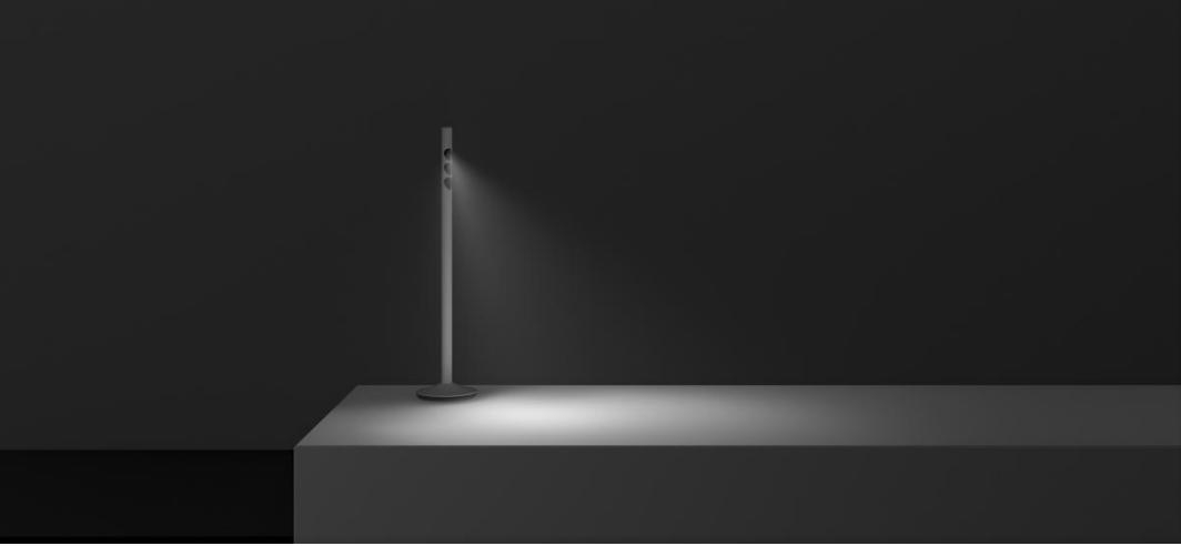illuminazione a LED lucy di Erco