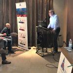 relatore incontro tecnico CPR Sonepar Italia