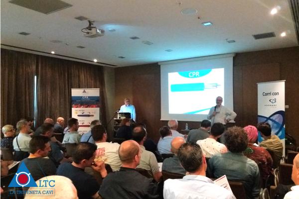 LTC e l'incontro tecnico sulla CPR organizzato da Sonepar Italia