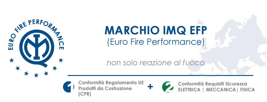 marchio IMQ EFP