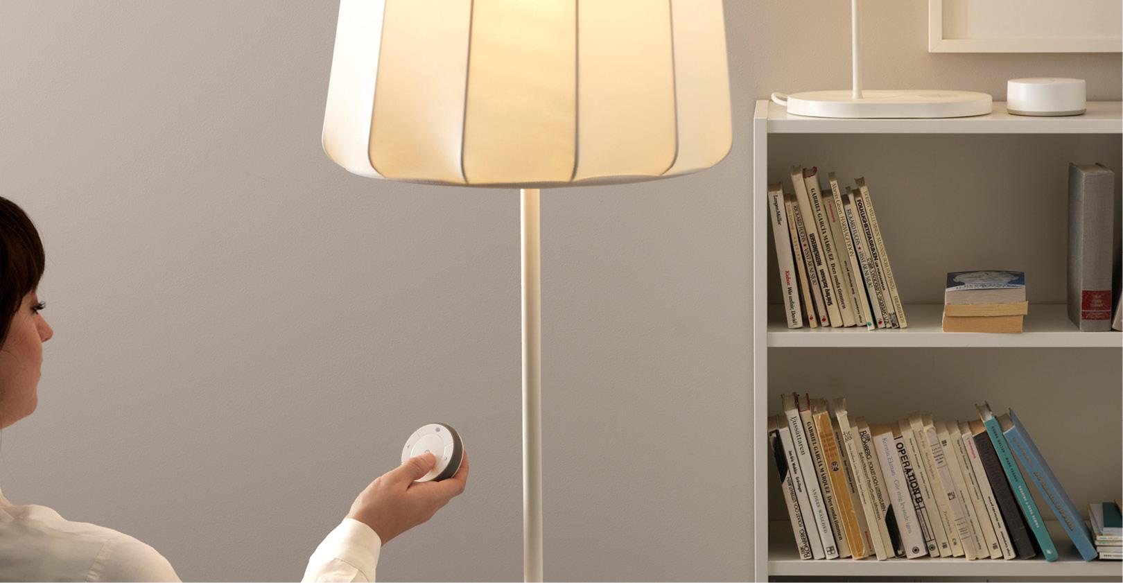 Illuminazione smart ikea le lampadine a led wireless la