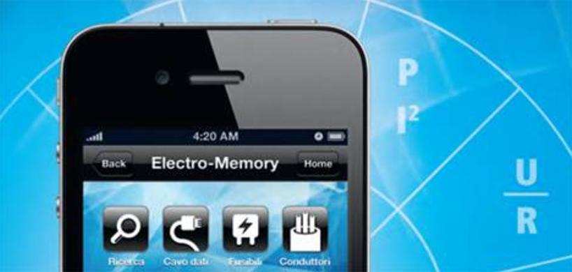 The best app for electricians and installers Electro-Memory by SampleZone GmbH