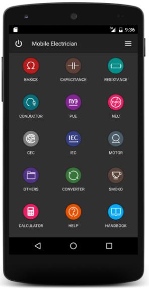 migliori app per elettricisti Mobile Electrician