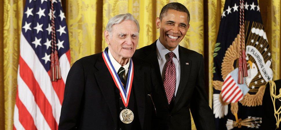 john goodenough and barack obama
