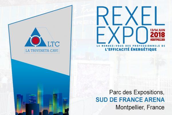 La Triveneta Cavi participe au Salon Rexel Expo | Montpellier 13-14 juin 2018