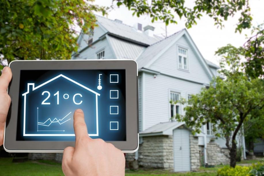 risparmio energetico casa domotica