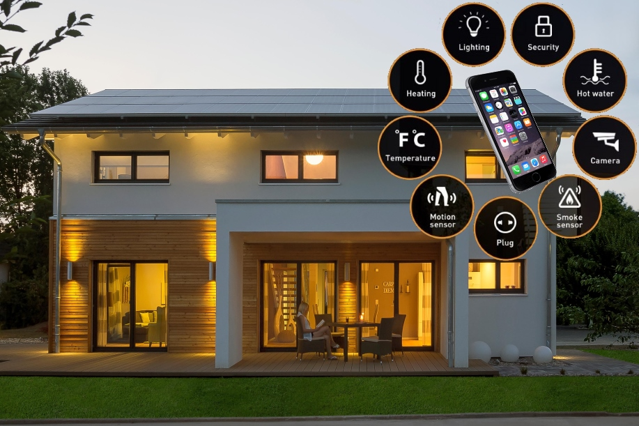 smart house smart home