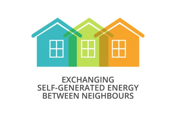 What if homes were to exchange energy with each other?
