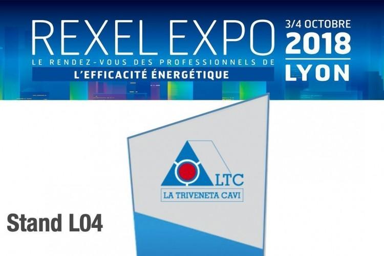 La Triveneta Cavi partecipa al Rexel Exhibition Eurexpo | Lione 3-4 ottobre 2018
