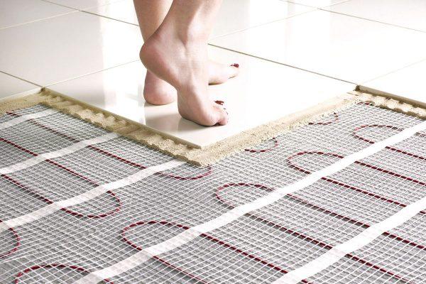 Riscaldamento a pavimento: vantaggi e svantaggi