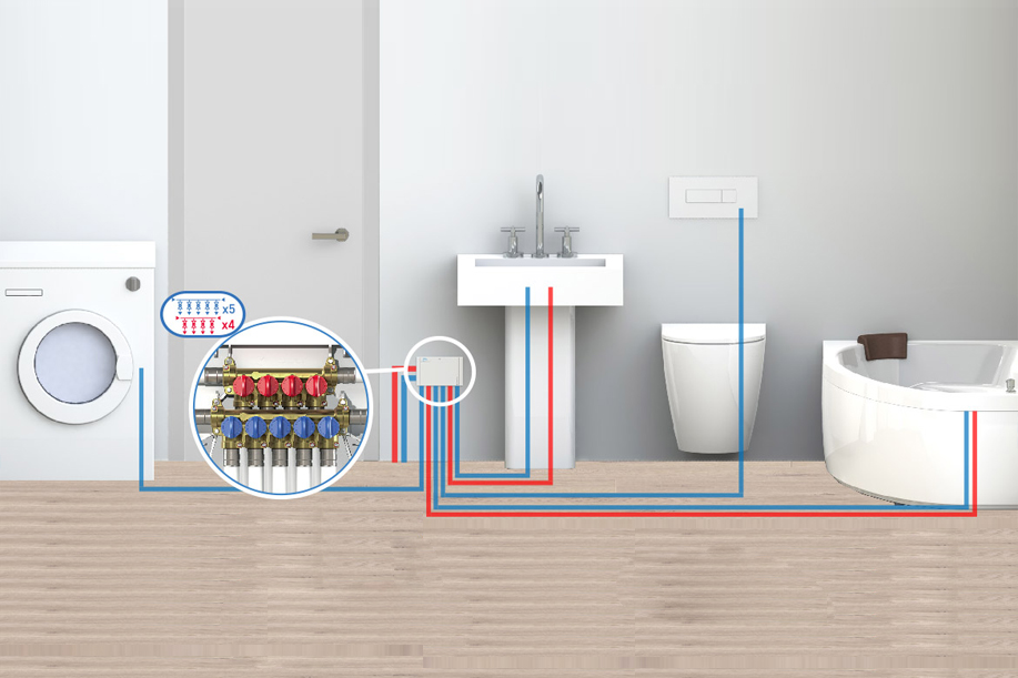 How To Design An Electric System In A Bathroom Or In