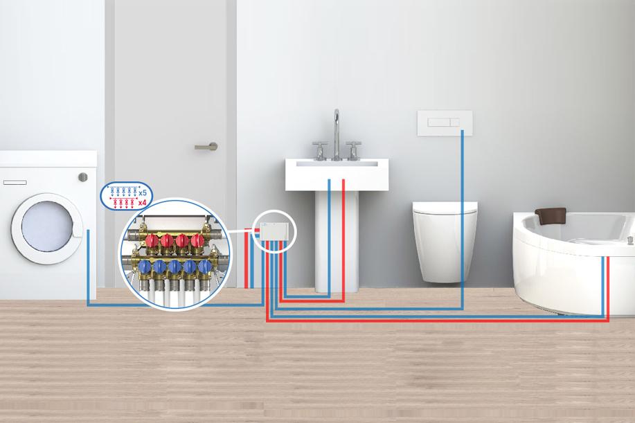 Come progettare un impianto elettrico in bagno o in un ambiente