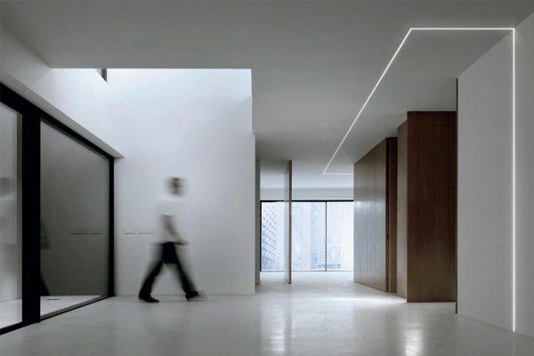 Vorteile des LED Lichtes in einem lichttechnischen Projekt