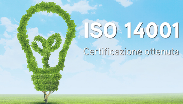 ISO 14001: Certification obtained by LTC