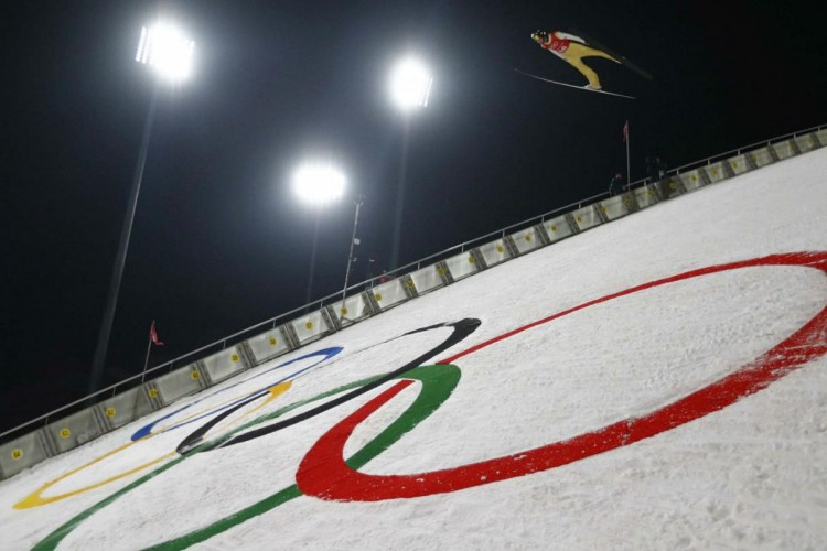 "The ""all-rounder"" cable for the Winter Olympics is marked LTC."