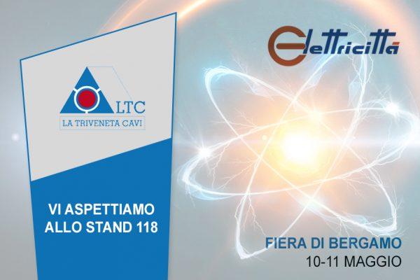 La Triveneta Cavi a Elettricittà 2019 | Bergamo, 10-11 maggio