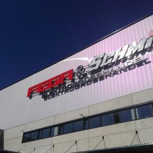 Unser Partner FEGA & Schmitt weiht neues Logistikzentrum für elektrische Kabel ein