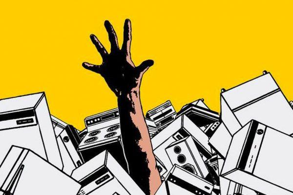 Il problema dei rifiuti elettronici dovuti all'obsolescenza programmata