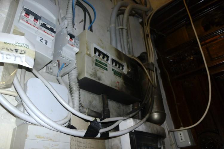 Pericoli di quadri elettrici obsoleti