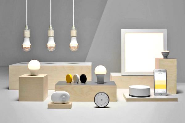Illuminazione smart ikea le lampadine a led wireless for Lavette ikea a cosa servono